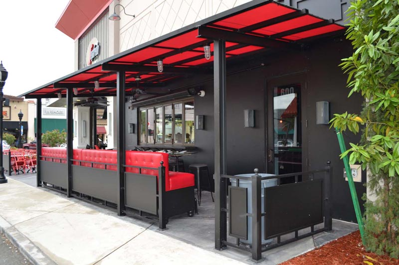 commercial awning okc
